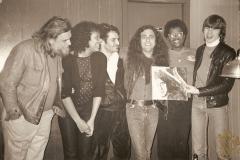 Presque 40 ans de blues